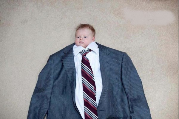 Funny Baby Suit