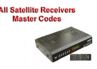 All Secret / Master Codes Of Satellite Receivers & HD Receivers