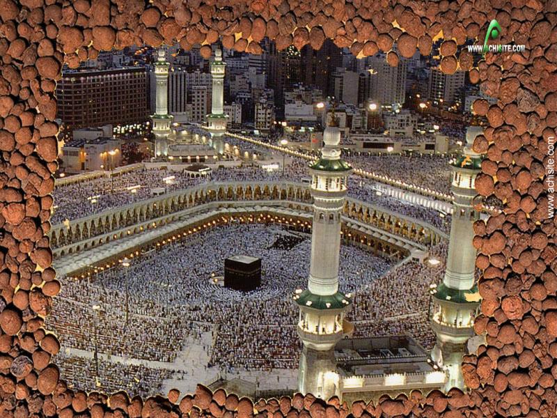 The Holy City of Makkah