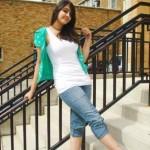 Central University Girl
