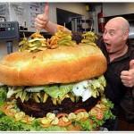 Biggest Funny Burger