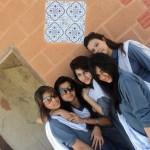 Beautiful Indian School Girls