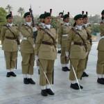 Pak Army Girls