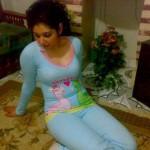 Pakistani Girl in Bedroom