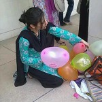 Pakistani Girl in Birthday