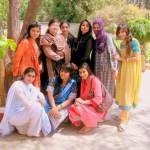 Pakistani Girls Group Photo