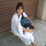 Pakistani Girl Out Of Home