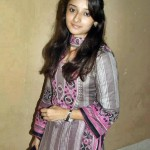 Pakistani Girl in Shadi Hall