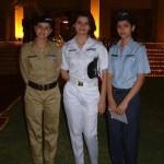 Pakistani Lady Soldiers