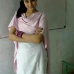Pakistani Beautiful Girl in Academy