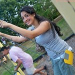 Pakistani Girl Swing Picture