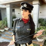 Sexy Female Inspector