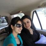 Sexy Girls in Car