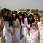 Desi Beautiful School Girls