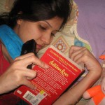 Girl Book Reading