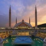Faisal Mosque Wallpaper