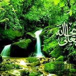 Subhan Allah Wallpaper