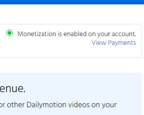 how to make a dailymotion account