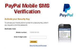 PayPal-SMS-Verification