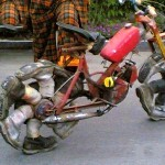 Funny Bike Photo