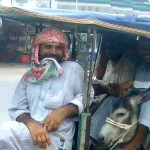 Funny Rickshaw Photo