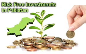 Risk Free Investments in Pakistan