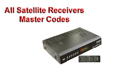 receivers codes